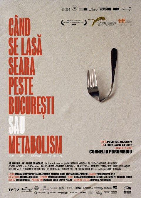 Cand se lasa seara peste Bucuresti sau metabolism (2013)