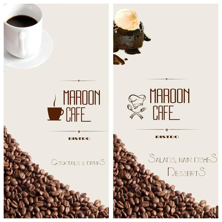 Maroon Cafe