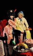 Piese de teatru din Bucuresti - Pazitoarea de gaste si falsa printesa