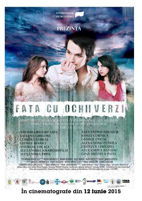 Fata cu ochii verzi (2015)