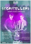 StoryTellers live in BackYard Garden & Pub - Florin Giuglea & Marcian Petrescu