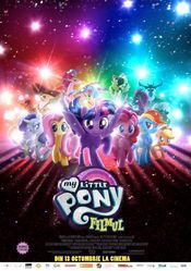 Cinema - My Little Pony: The Movie