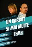 Piese de teatru din Bucuresti - Un barbat si mai multe femei