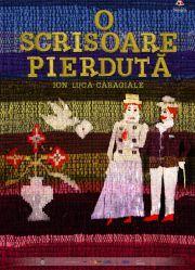 Piese de teatru din Bucuresti - O scrisoare pierduta