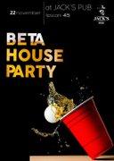Petreceri din Romania - Beta House Party