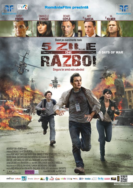 5 zile de razboi (5 days of war)