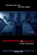 Activitate paranormala 3 (Paranormal Activity 3) (2011)