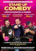 Stand-Up Comedy ca la iUmor!