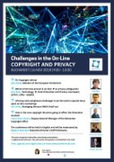 Conferinte din Bucuresti - Challenges in the on-line: Copyright and Privacy