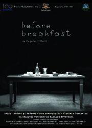 Piese de teatru din Bucuresti - Before breakfast