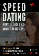 Alte evenimente din Bucuresti - Speed Dating