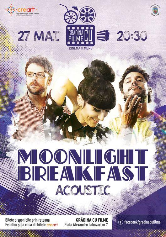 Concerte - Moonlight Breakfast Acoustic