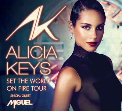 Concert Alicia Keys in Istanbul!