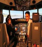 Alte evenimente - Fii pilot de avion pentru o ora, la mansa unui simulator B737-800 New Generation