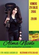 Alma Nicole - live acoustic session