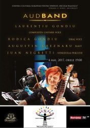 Concerte din Bucuresti - Aud Band – The Sound Of Emotion