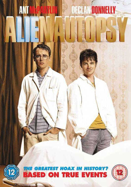 Autopsia Extraterestrilor (Alien Autopsy)