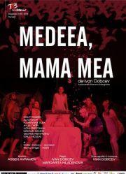 Medeea, mama mea