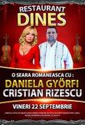 Petreceri din Bucuresti - Petrecem cu Daniela Gyorfi si Cristian Rizescu