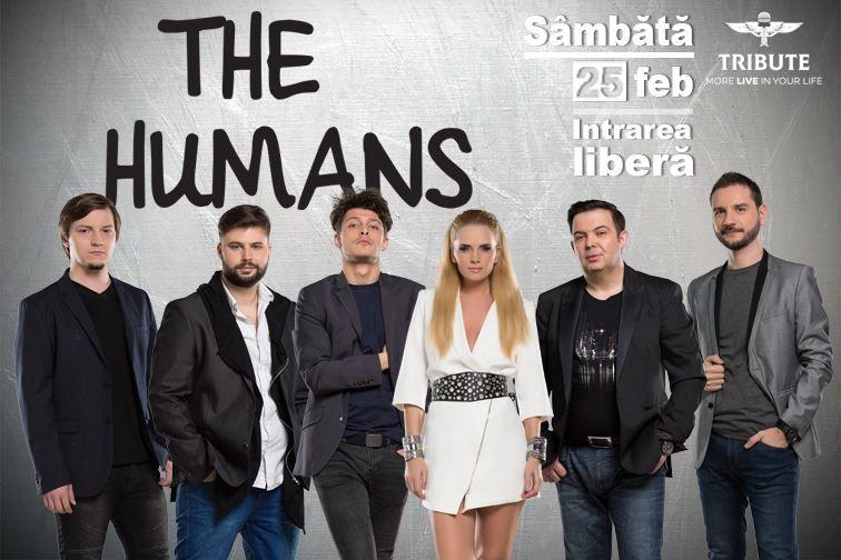 Concerte din Bucuresti - The Humans