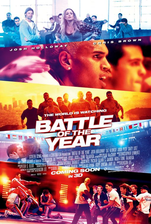 Cinema - Battle of the Year: The Dream Team