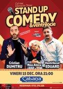 Spectacole din Bucuresti - Stand-up comedy & ventrilocie