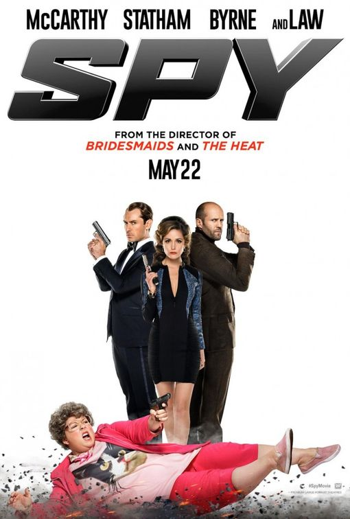 Spioana (Spy) (2015)