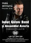 Concerte din Romania - Concert Ionut Galani Band si Ansamblul Asteria