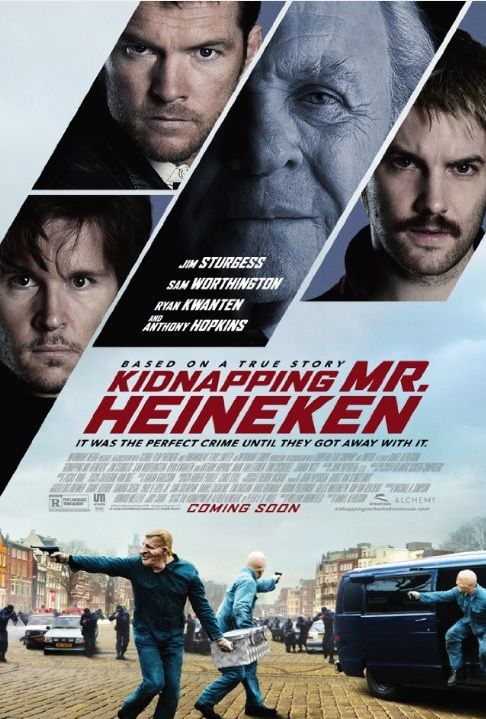 Kidnapping Mr. Heineken (Kidnapping Freddy Heineken) (2015)