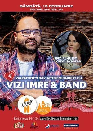 Concerte - Vizi Imre & Cristina Balan - Valentine's Day After Midnight
