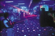 Unde jucam laser tag in Bucuresti - cateva idei