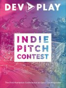 Conferinte - Indie Pitch - exercitiu creativ pentru dezvoltatorii independenti de jocuri