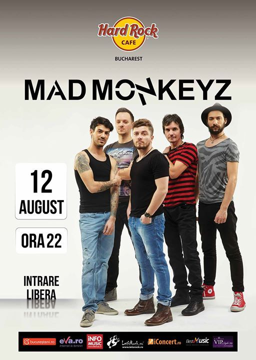 Mad Monkeyz