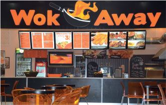 Wok Away - Liberty Center