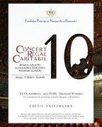 Concert Caritabil Regal - Editie Aniversara