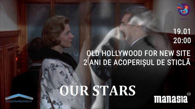 Petreceri din Bucuresti - Old Hollywood for new site // 2 ani de Acoperisul de Sticla