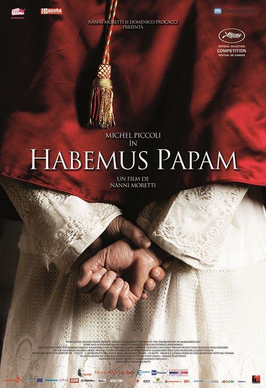 Habemus Papam (We Have a Pope) (2011)