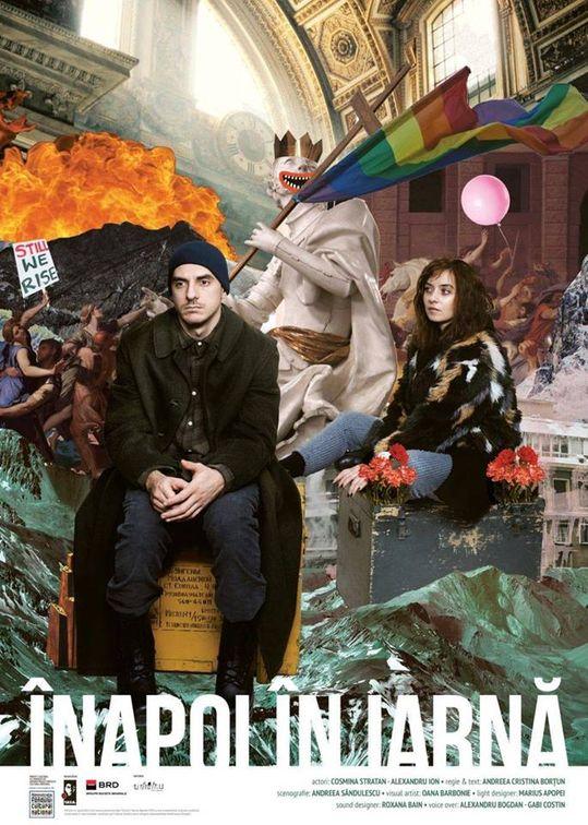 Piese de teatru din Bucuresti - Inapoi in iarna
