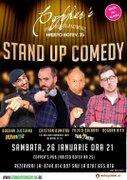 Spectacole din Bucuresti - Stand-Up Comedy Show (razi de mori)