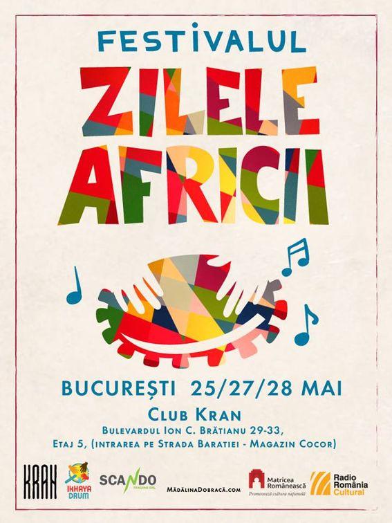 Festivalul Zilele Africii 2017