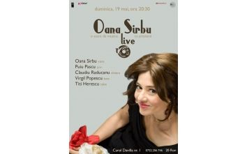 Concerte - Oana Sirbu &amp; Friends