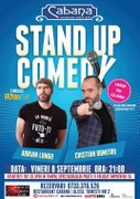 Spectacole din Romania - Stand-Up Comedy Night
