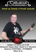 Stand-up comedy & parodii muzicale