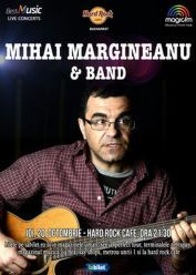 Concerte din Bucuresti - Mihai Margineanu