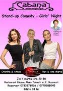 Spectacole din Bucuresti - Stand-up comedy - Girls' Night