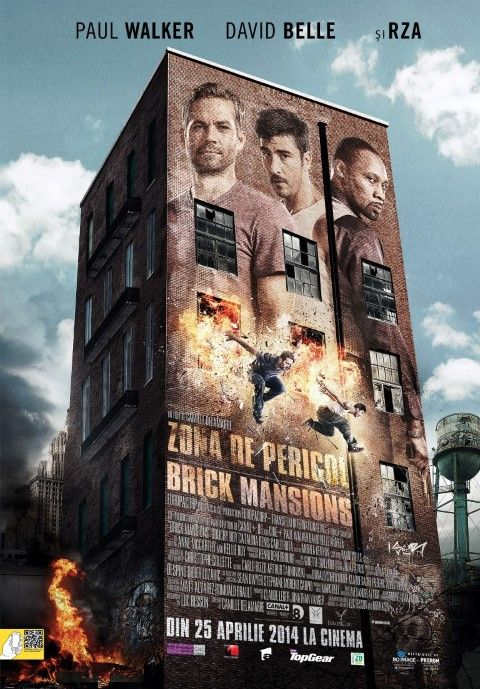 Cinema - Brick Mansions