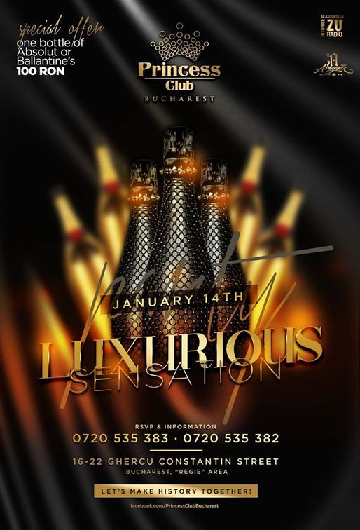 Luxurious Sensation Party