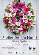 Workshops - Christmas Workshop - Atelier de Design Floral