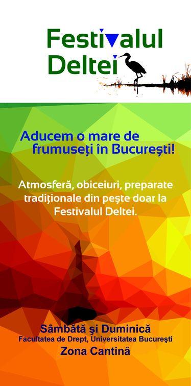 Festivaluri - Festivalul Deltei