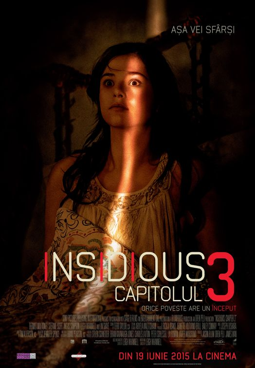 Insidious Chapter 4 Stream Deutsch - Filme Online DE